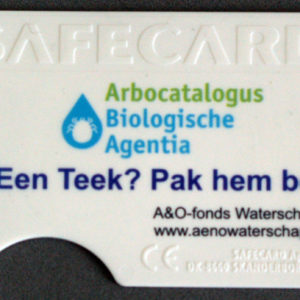 A & O waterschappen